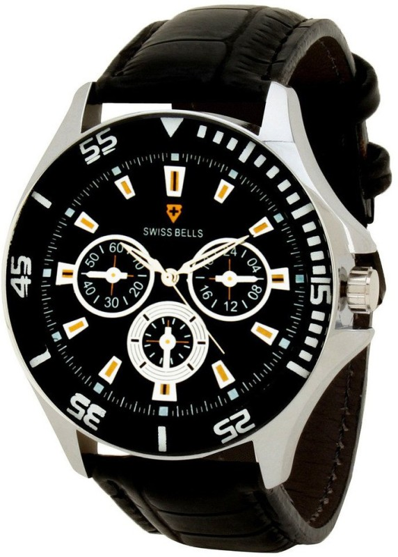 Svviss Bells 852TA Casual Analog Watch For Men