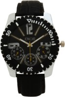 Dice DCMLRD35LTBLKBLKN349 Analog Watch  - For Men