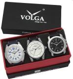 VOLGA VLW05-24-35-40 Mens Leather Belt C...