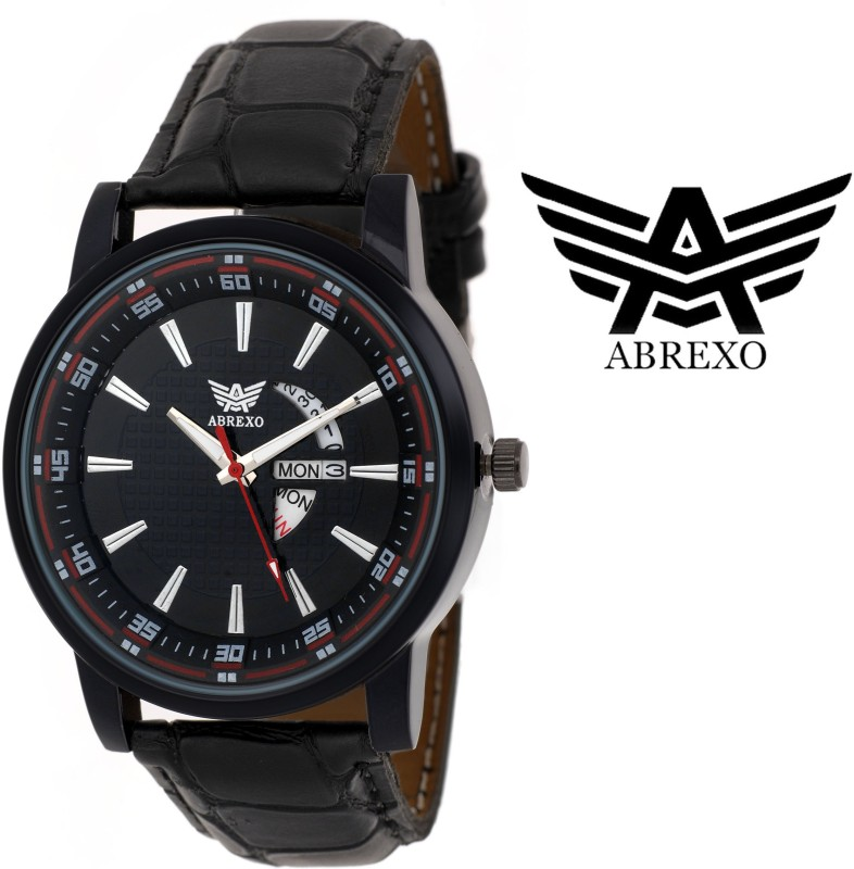 Abrexo ABX 1156 BK Analog Watch For Men