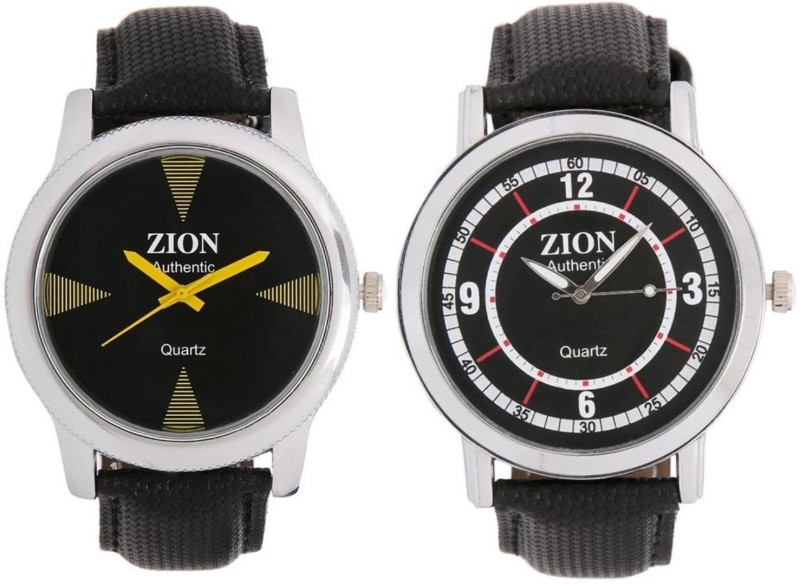 Zion 1065 Analog Watch For Men