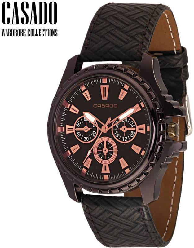Casado C 719 Chronograph Pattern Analog Watch For Men
