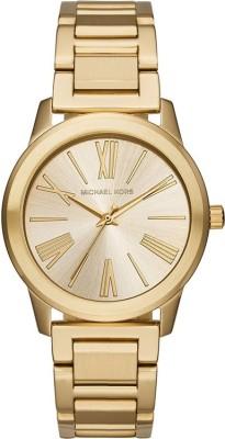 Michael Kors MK3490 Hartman Analog Watch - For Women