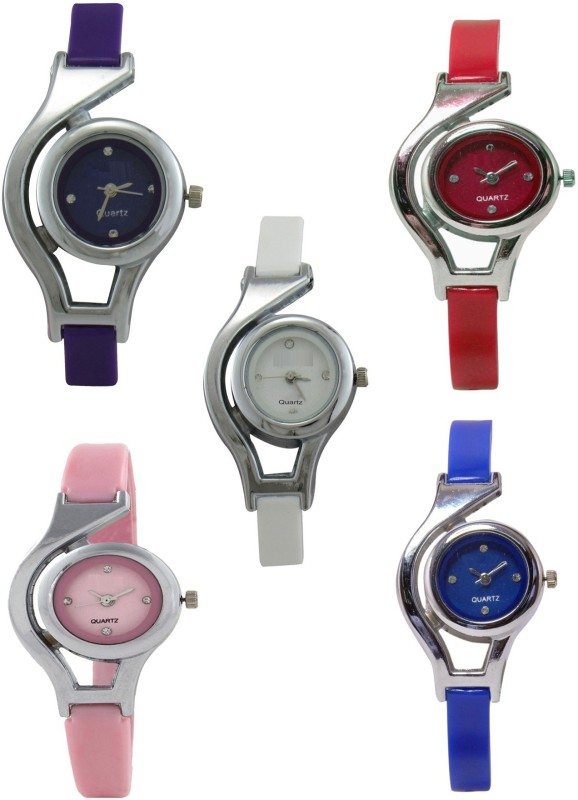 TRUE COLORS New Fashion Adda Sobber Combo Analog Watch For Wom