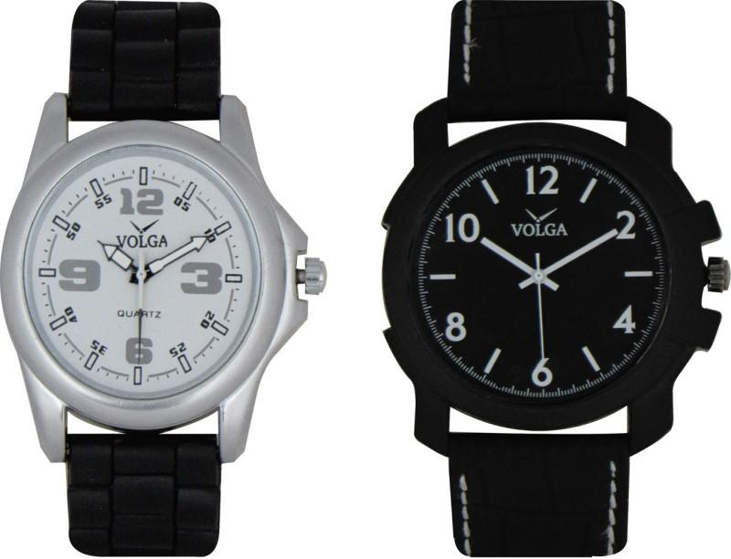 VOLGA Branded Leather Quality Designer Dial Diwali WATEN6XJTPZZUURX