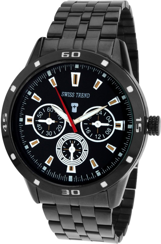 SWISS TREND ST2003 Robust Analog Watch For Men