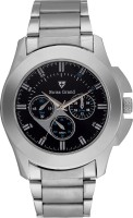 Swiss Grand SSG 0800Black Analog Watch For Men