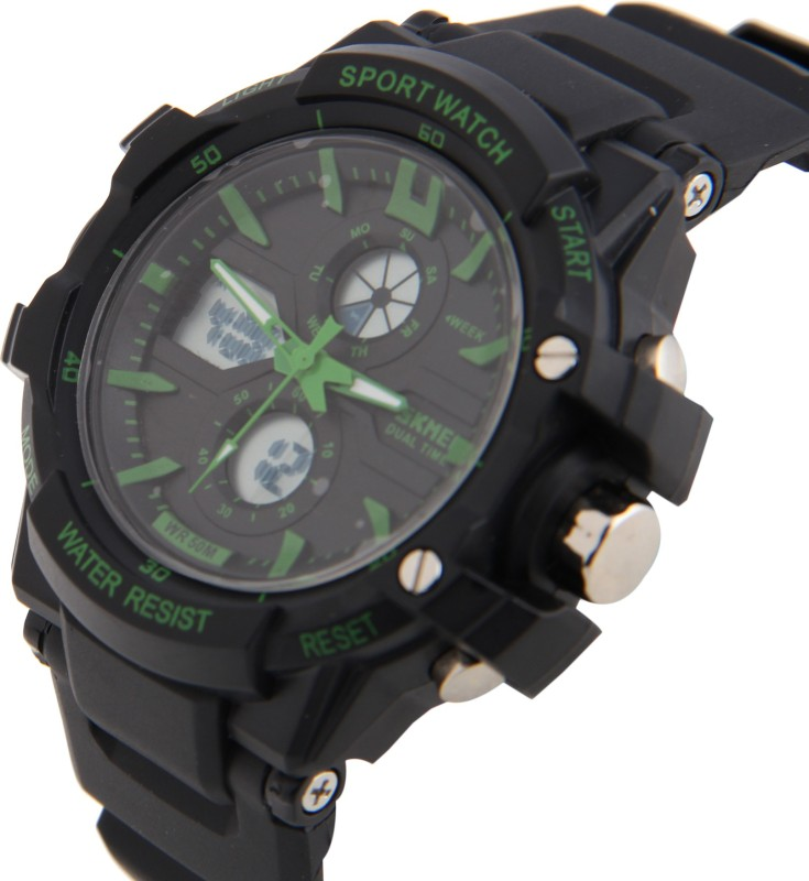 Skmei 990 Analog Digital Watch For Men