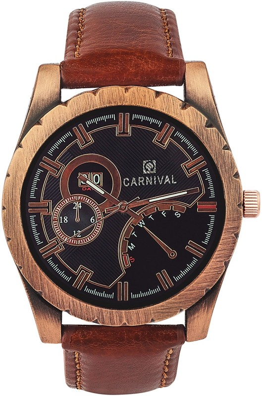 Carnival C0004 Analog Watch For Men