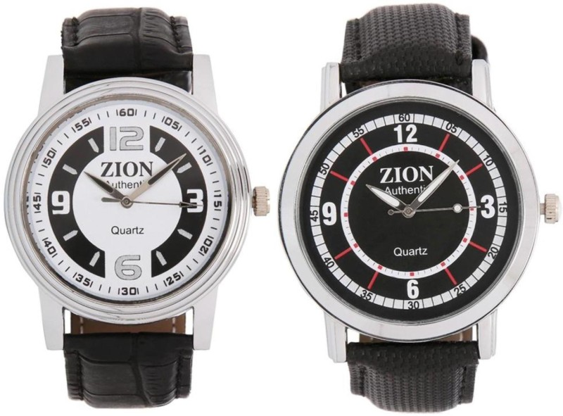 Zion 1086 Analog Watch For Men