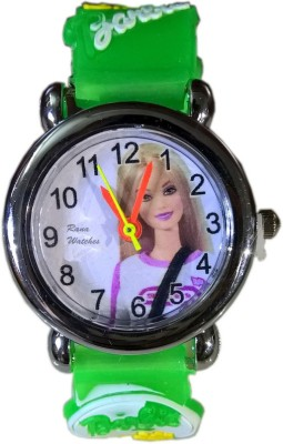 Rana watches BRBGREMD Analog Watch  - For Girls