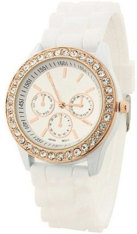 COSMIC RR3928 Analog Watch For Women