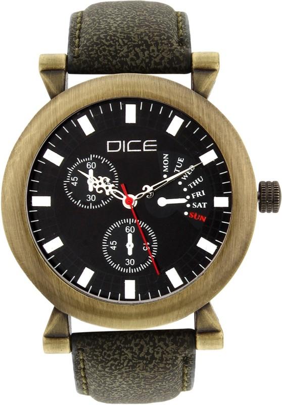 Dice DNMG B178 4853 Dynamic G Analog Watch For Men