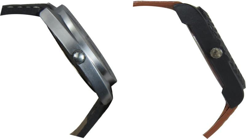 VOLGA Branded Leather Quality Designer Dial Diwali WATEN6XKDG2BGVNU