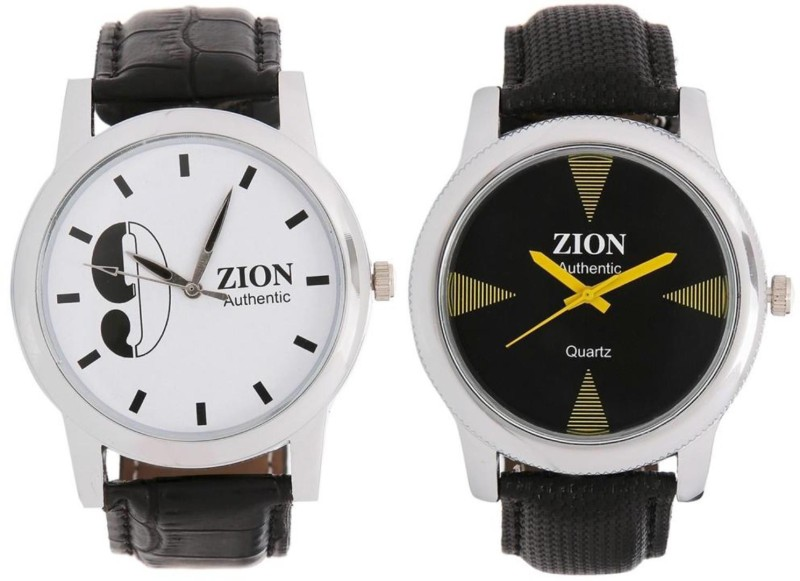 Zion 1041 Analog Watch For Men