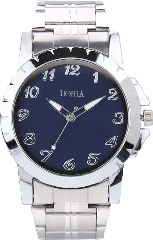 HORRA HR816MSSBL002 Analog Watch For Men