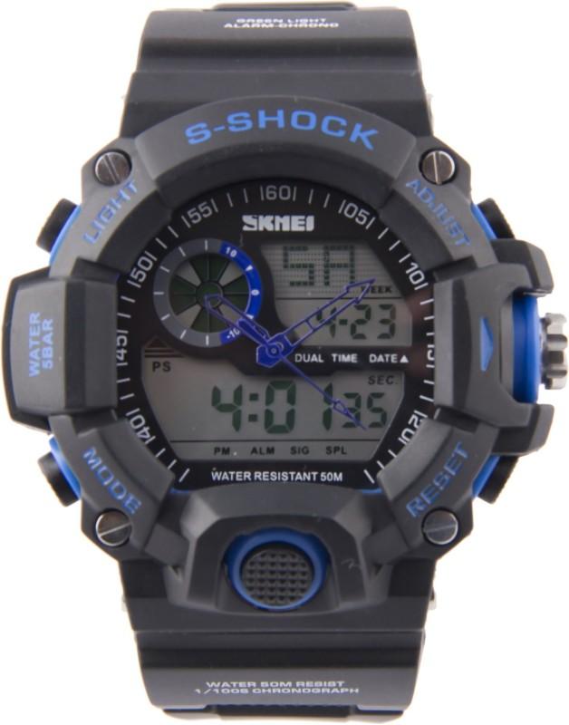 Skmei 1029 Analog Digital Watch For Men