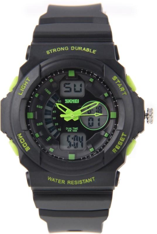 Skmei 1061 Analog Digital Watch For Men WATEQRBNBRGJ8VTS