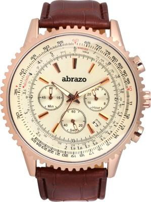 Abrazo BRAT-BLT-WH Analog Watch - For Men