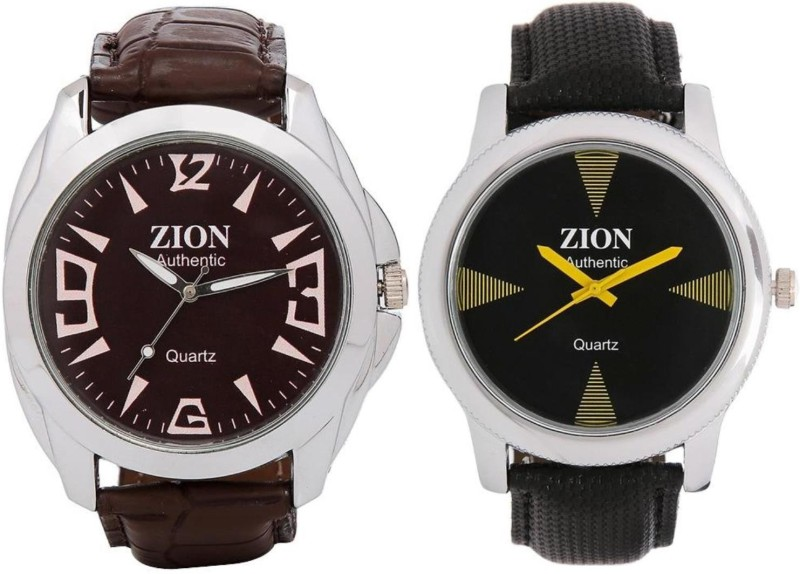 Zion 1005 Analog Watch For Men