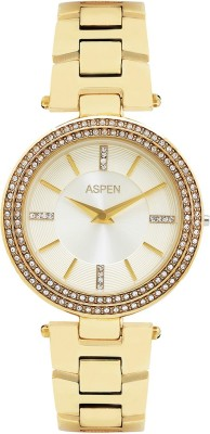 Aspen AP1928 Analog Watch - For Women