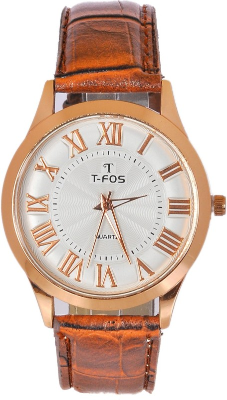 T Fos RKGL004 Analog Watch For Men