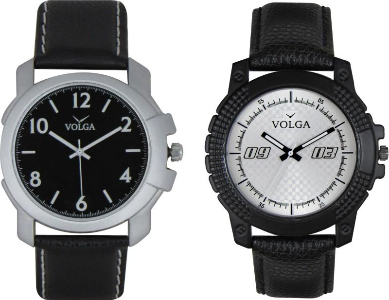 VOLGA Branded Leather Quality Designer Dial Diwali WATEN6XKEWJHCW5E