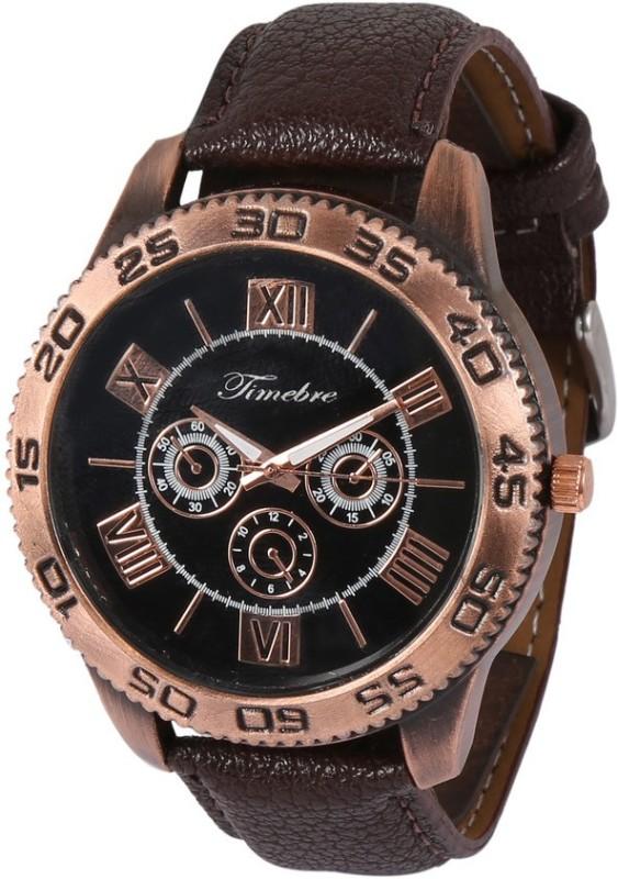 Timebre MXBLK202 5 Diesel Analog Watch For Men