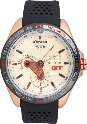 Abrazo GT-BLT-WH Analog Watch - For Men