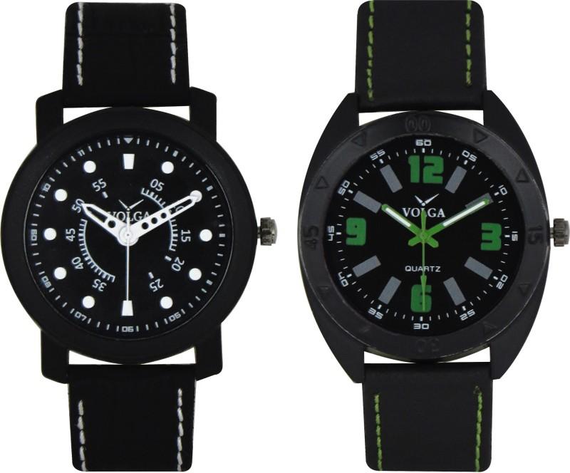 VOLGA Branded Leather Quality Designer Dial Diwali WATEN6XKSTRBVW7S