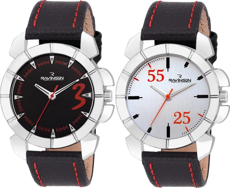RAVINSON 15181519SL0301 New Generation Stylish Analog Watch Fo