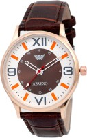 Abrexo Abx 3097BRN Formal Series Analog Watch For Men