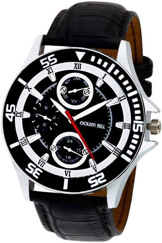 Golden Bell GB1426SL01 Casual Analog Watch For Men
