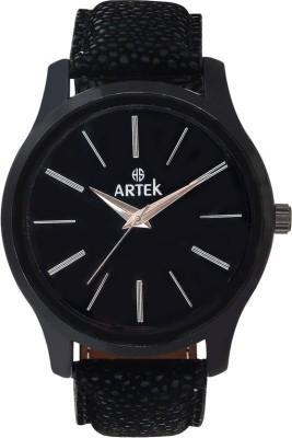 ARTEK AK1029BK Analog Watch  - For Men