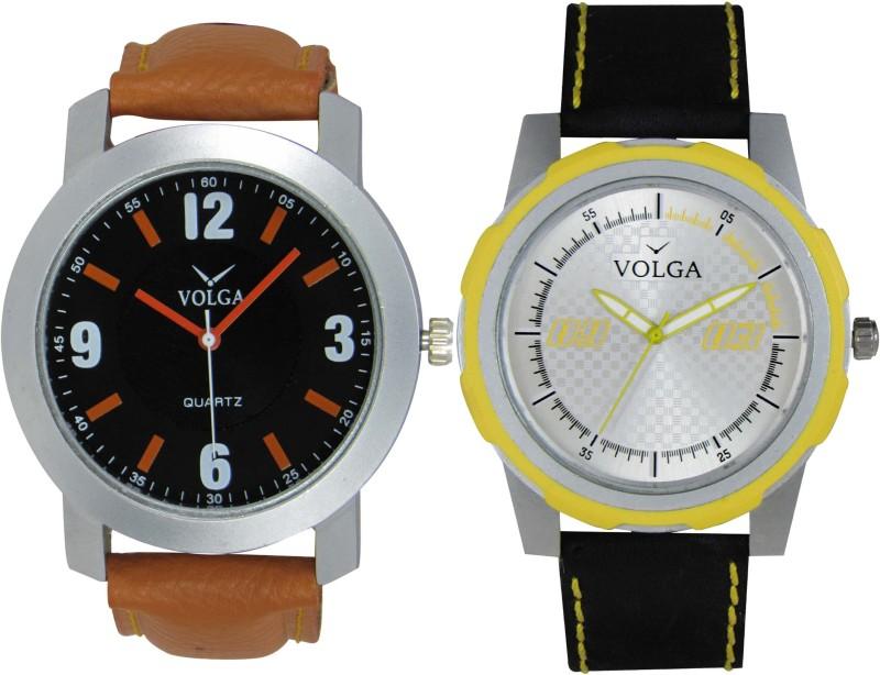 VOLGA Branded Leather Quality Designer Dial Diwali WATEN6XKTJJMJWKD