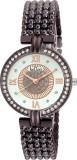 BRITTON BR-LR031-WHT-BRW Analog Watch  -...