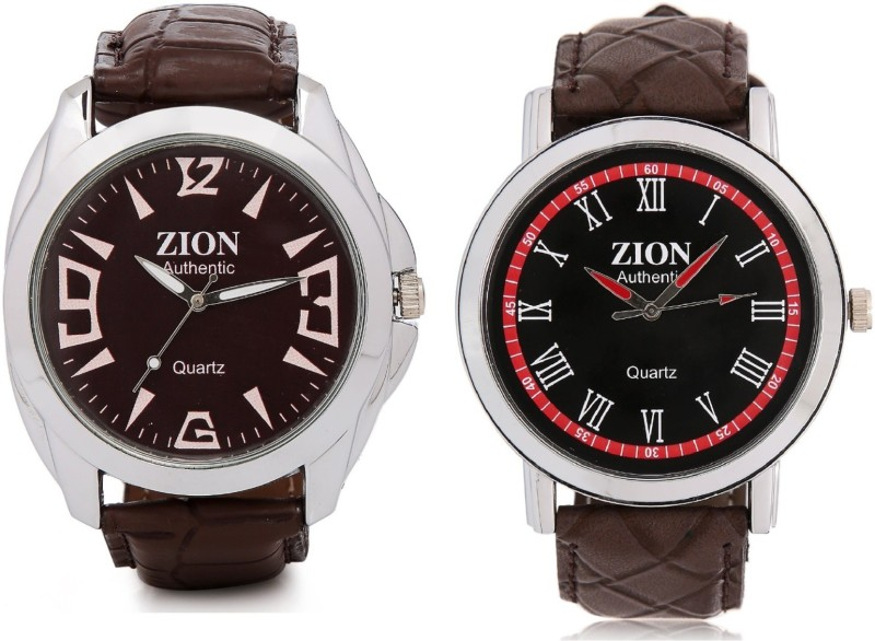 Zion 1001 Analog Watch For Men