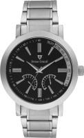 Swiss Grand SSG 1096Black Analog Watch For Men