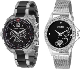 Casado 760nd994 COUPLE MYSTERY Analog Watch - For Men & Women