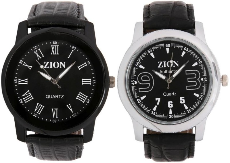 Zion 1079 Analog Watch For Men