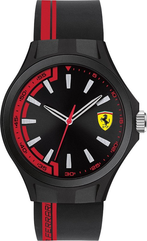 Scuderia Ferrari 0830367 Analog Watch For Men