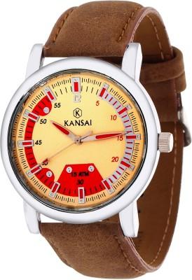 Kansai KW021 Analog Watch  - For Men