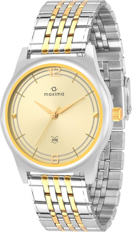 Maxima 43281CMGT Analog Watch For Men