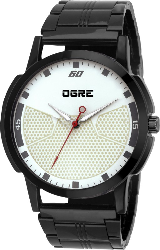 ogre GY 002 Silver Analog Watch For Men