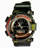 MT-G F12P34 Analog-Digital Watch  - For ...