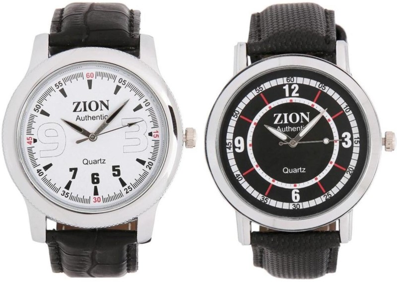Zion 1073 Analog Watch For Men