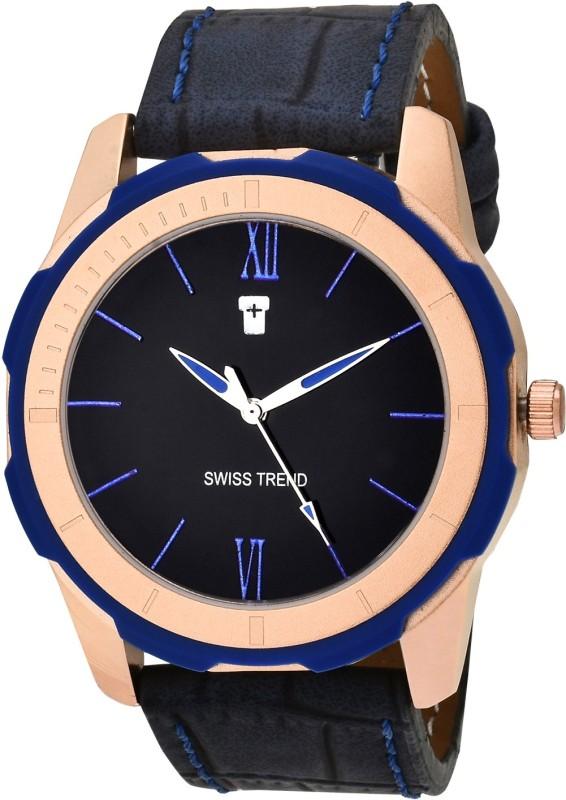 Swiss Trend ST2167 Exclusive Desginer Analog Watch For Men