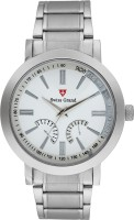 Swiss Grand SSG 1096White Analog Watch For Men