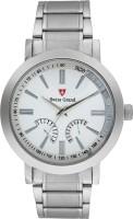 Swiss Grand Sg-1096_white Grand Analog Watch  - For Men