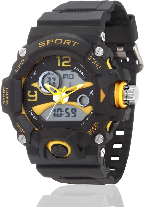 Yepme 166518 Analog Digital Watch For Men